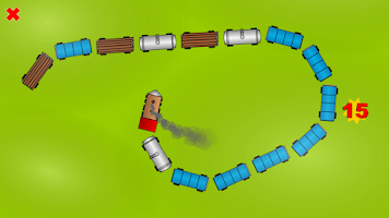 Screenshot of Choochoo Train for Toddlers