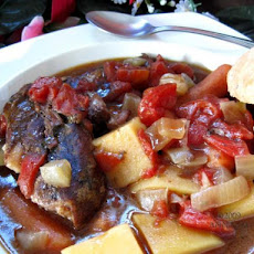 Swiss Steak Supper (Crock Pot)
