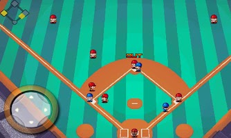 Screenshot of Baseball Superstars® 2010