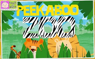 Screenshot of Peekaboo Zoo