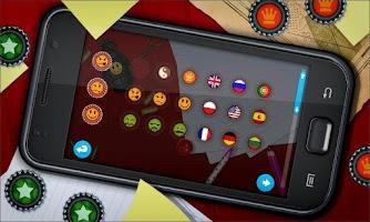 Screenshot of Caps for Xperia PLAY