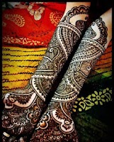Screenshot of Bridal Mehndi Designs 2014