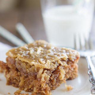 Cooked Oatmeal Cake Recipes
