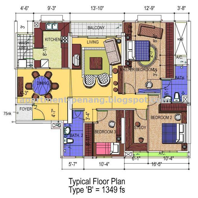 7th heaven house layout