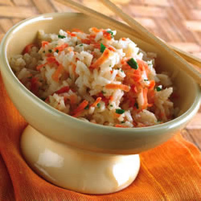Carroty Rice