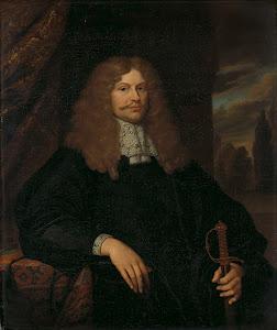 RIJKS: Caspar Netscher: painting 1684