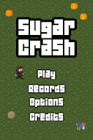 Screenshot of Sugar Crash