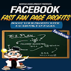 Fast Fan Page Profits icon