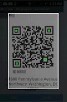Screenshot of Biz Barcode