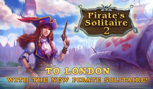 Pirates Solitaire 2 - screenshot
