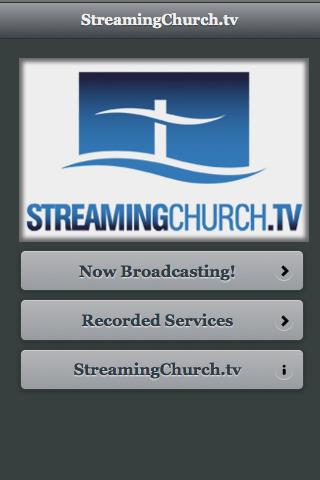 StreamingChurch.tv Live
