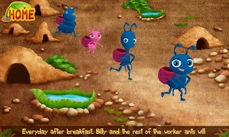 Screenshot of VINCI: Smart Ant