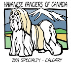 Havanese Fanciers of Canada 2005 Specialty