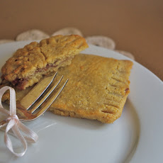 Home made Pop Tarts, gluten-free