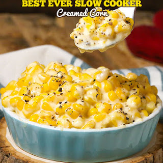 Frozen Creamed Corn Recipes