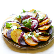 Lemon Dijon Beet Salad