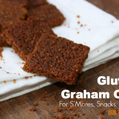Gluten-Free Graham Cracker