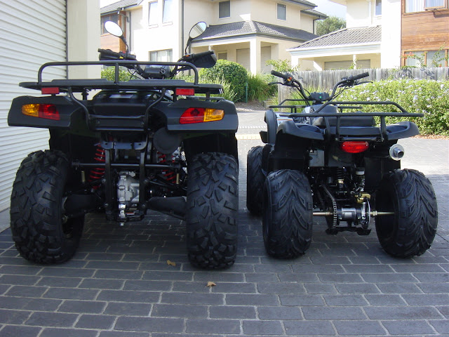 Cheap Quad Bikes, ATVs, 4 Wheelers & Offroad Buggies For ...