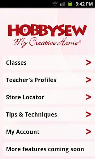 Hobbysew - My Creative Home™