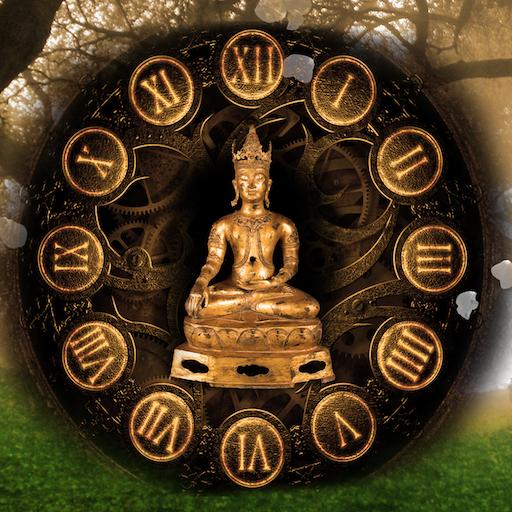 生活の仏教の目覚まし時計 LOGO-記事Game
