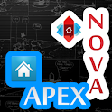 Comic HD Apex/NovaTheme icon