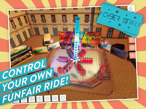Funfair Ride Simulator 3 - screenshot