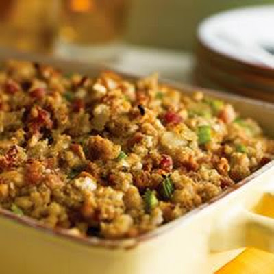 Caramelized Onion with Pancetta and Rosemary Stuffing