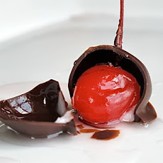 Chocolate Cherry Cordials