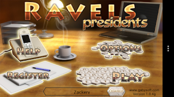 Screenshot of Ravels - Presidents