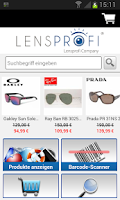 Screenshot of www.lensprofi.de