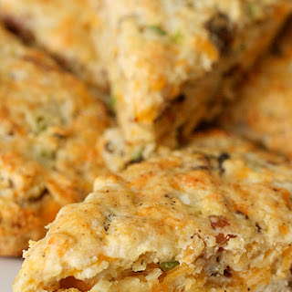 Bacon Egg And Cheese Scone Recipes