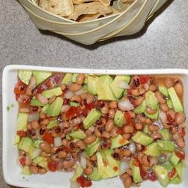 Texas Caviar with Avocado Recipe | Yummly