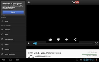 Screenshot of SS Youtube Unblocker Free