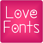 Fonts Love for FlipFont® Free 6.3 Apk