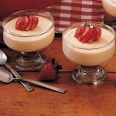 Ice Cream Pudding