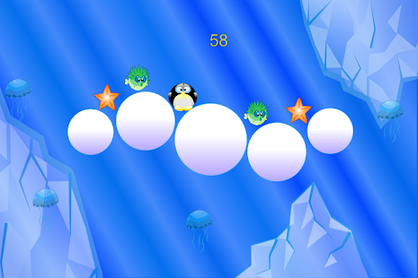 Z Penguin - screenshot