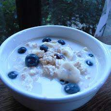 Blueberry Banana Muesli