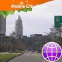 Muskogee OK Street Map icon