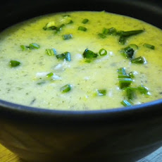 Dilled Zucchini Soup for All Seasons