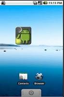 Screenshot of Brightness Lux Widget Lite