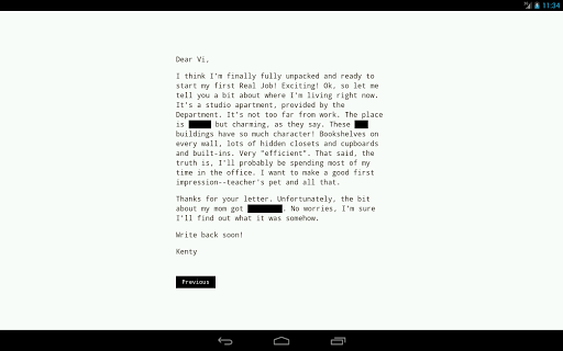 Blackbar - screenshot