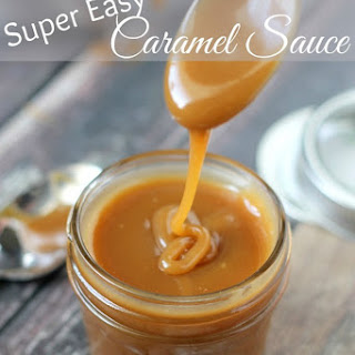 Super Easy Caramel Sauce