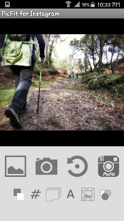 PicFit For Instagram - screenshot
