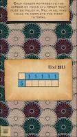 Screenshot of CrossMe Color Nonograms