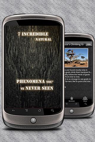 7 Incredible Natural Phenomena