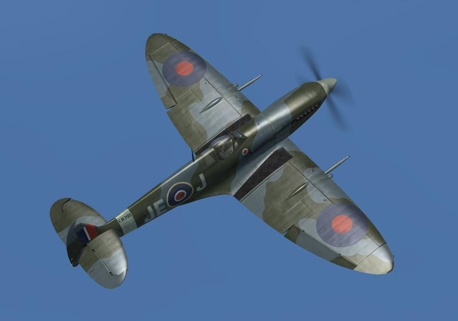 RealAir Spitfire