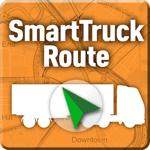 Truck GPS Route Navigation For PC