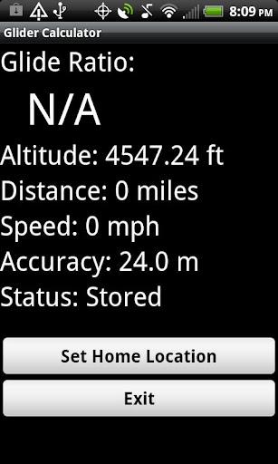 【免費旅遊App】Glider Calculator-APP點子