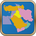 Middle East Map Puzzle APK for Bluestacks