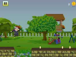 Screenshot of Crazy Angry Granny Skate Run